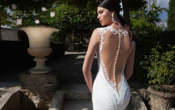 World Exclusive! Stunning Berta Wedding Dress Collection 2015 Part 1