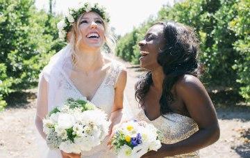 Sweet & Chic Lemon Grove Wedding Film