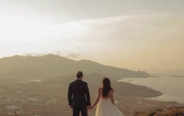 Romantic and Raucous; An Epic Mykonos Wedding Film