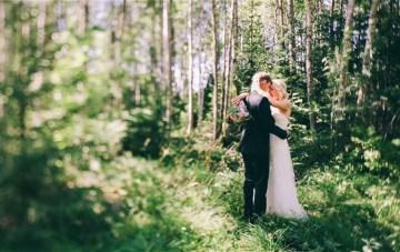 Unique Swedish DIY Wedding Film