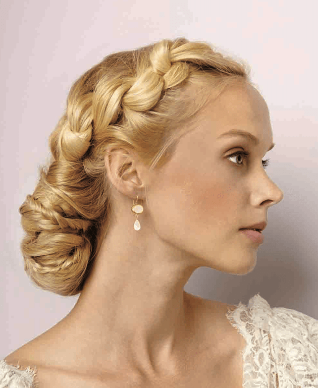 Bridal Hairstyle Tips For Your Wedding Day: 3 Ways With Long Hair For Your Wedding Day