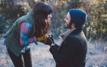 12 Perfect Ideas for a Christmas Proposal