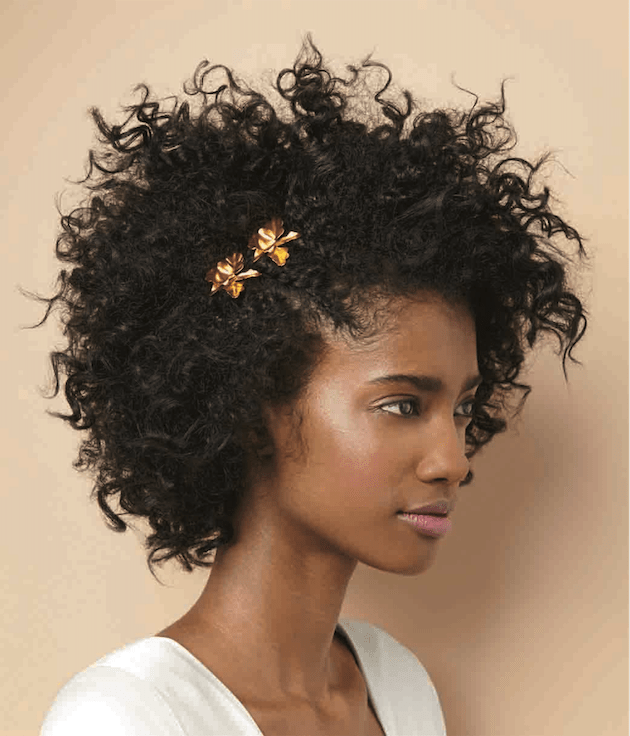 Curly Hair Wedding Diy: 3 Ways To Style Curly Hair For Your Wedding Day