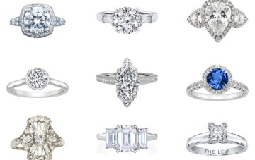 What is Your Engagement Ring Style?