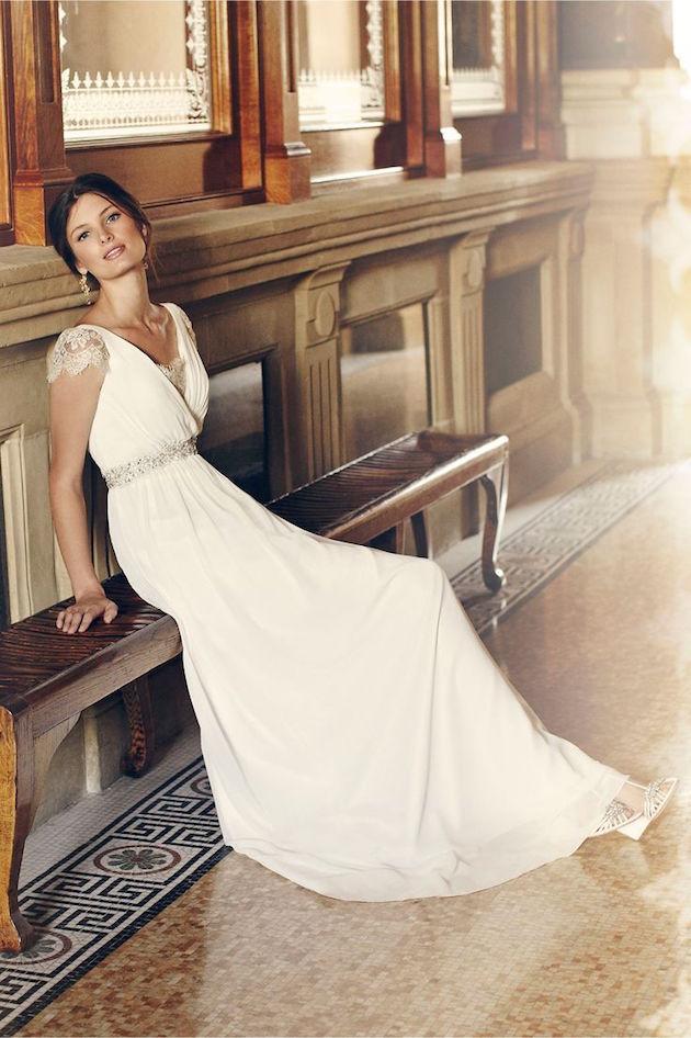 20 Gorgeous Wedding Dresses For Less Than $1,000 - crazyforus