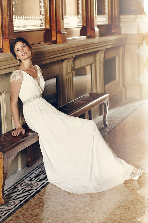 BHLDN Wedding Dress For Less Than $1,000