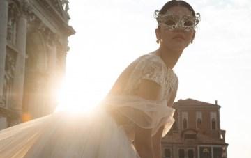Ti amo Venice: Inbal Dror Wedding Dress Collection Part 2
