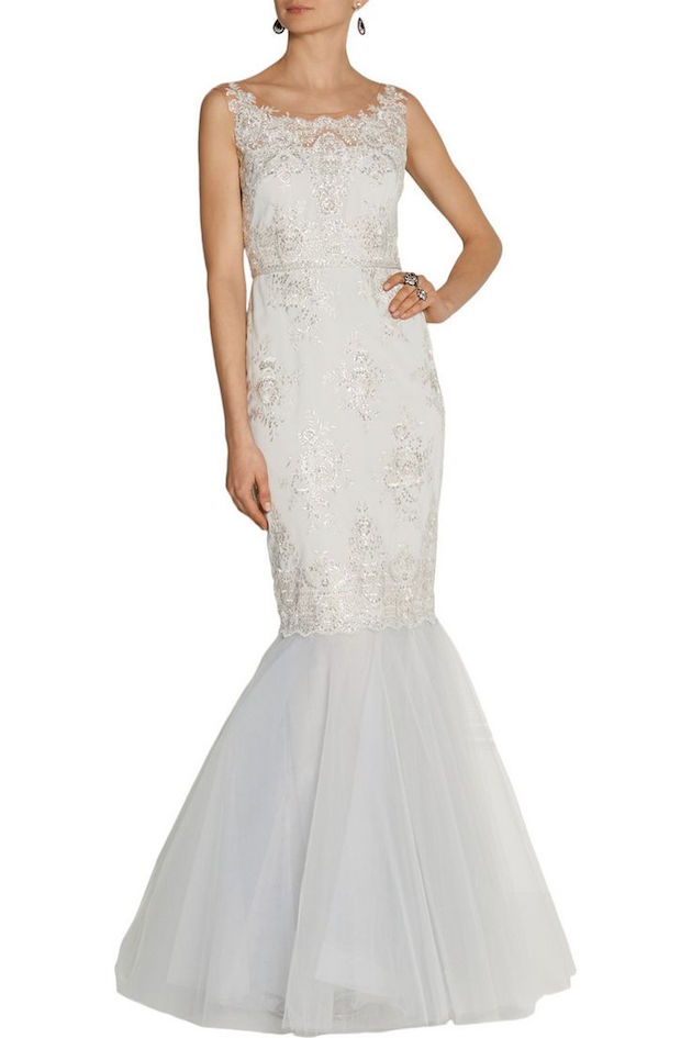 Notte by Marchesa Wedding Dress For Less Than $1,000