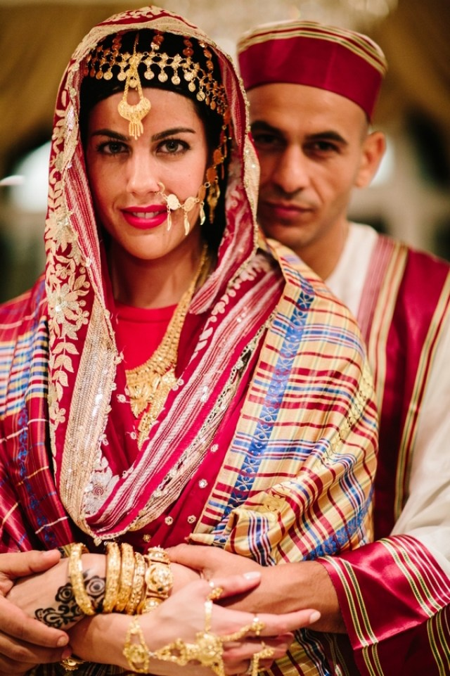 14 Amazing Bridal Looks From Around The World