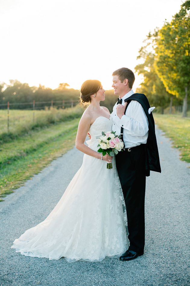 Beautiful Lakeside Farm Wedding