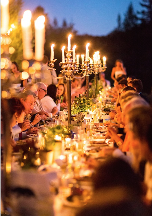 How To Have The Most Romantic Wedding Ever | Bridal Musings Wedding Blog 9