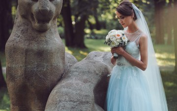Something Blue, Katya Katya Shehurina Wedding Dress Collection