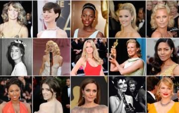 27 Oscar Beauty Looks to Borrow for Your Big Day