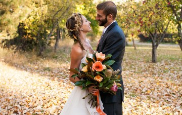 Cool Southwest Style Wedding Inspiration