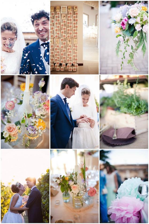Croce Homemade Wedding Dress
