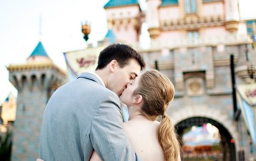Chic and Stylish Disney's Fairy Tale Weddings