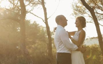 Gorgeous Ibiza Wedding Film with Beautiful Speeches