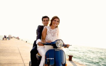 Gorgeous Italian Beach Club Wedding Film