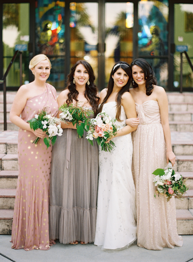 Mix and Match Bridesmaid Dress Ideas | Bridal Musings Wedding Blog 28