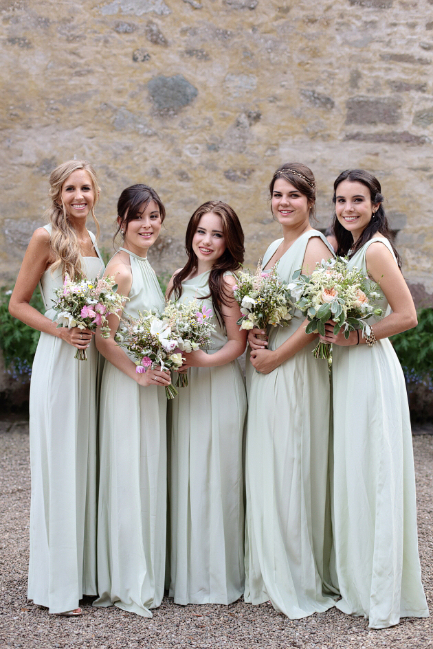 Mix and Match Bridesmaid Dress Ideas | Bridal Musings Wedding Blog 37