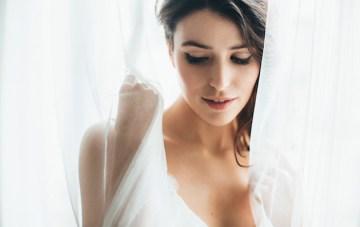 Parisian Boudoir Bride; The Sophie Sarfati Wedding Dress Collection