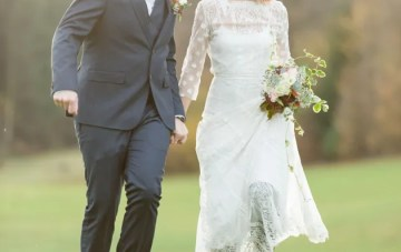 Austrian Wedding Inspiration Shoot with a Katya Katya Wedding Dress
