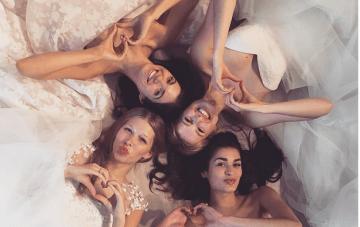 Wedding Dress Trend Watch; Our Favourite #BridalMarket Instagram Snaps