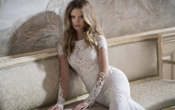 World Exclusive: The Berta Wedding Dress Collection 2016