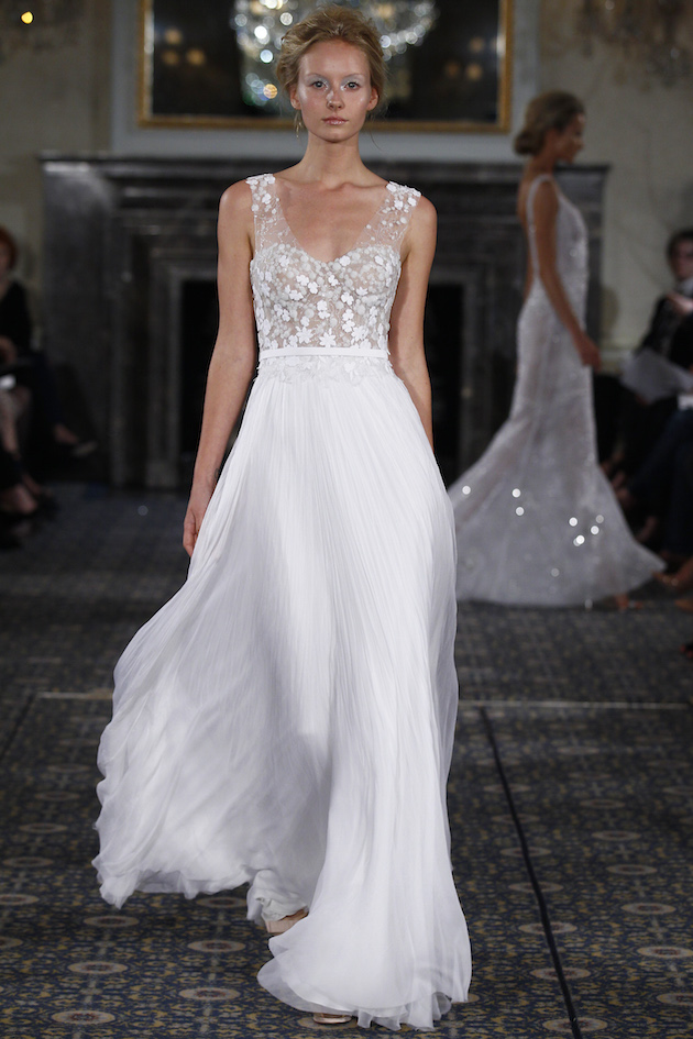 Best Of Bridal Week Mira Zwillinger Wedding Dress 2016 Collection