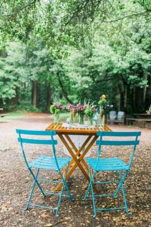 Colourful Redwoods Wedding in the Rain | Caitlin Turner Photography | Bridal Musings Wedding Blog 12