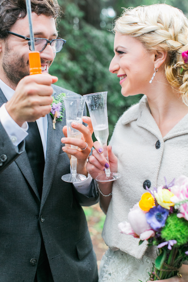 Colourful Redwoods Wedding in the Rain | Caitlin Turner Photography | Bridal Musings Wedding Blog 23