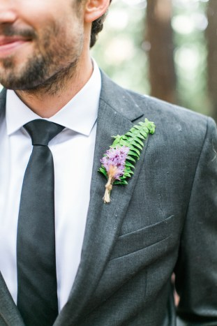 Colourful Redwoods Wedding in the Rain | Caitlin Turner Photography | Bridal Musings Wedding Blog 38