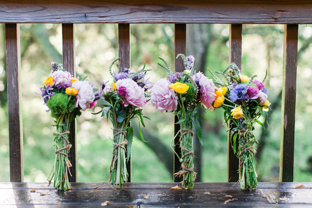 Colourful Redwoods Wedding in the Rain | Caitlin Turner Photography | Bridal Musings Wedding Blog 51