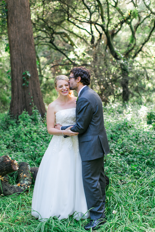 Colourful Redwoods Wedding in the Rain | Caitlin Turner Photography | Bridal Musings Wedding Blog 53