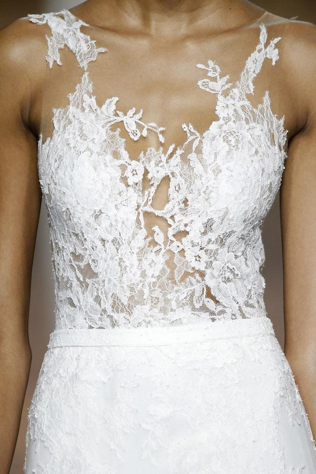 Barcelona Bridal Week: Pronovias Wedding Dress Collection 2016 ...