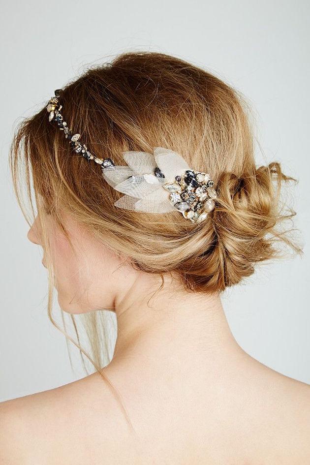 feather coal hair accessories emily kent wedding hair bridal musings wedding blog 8