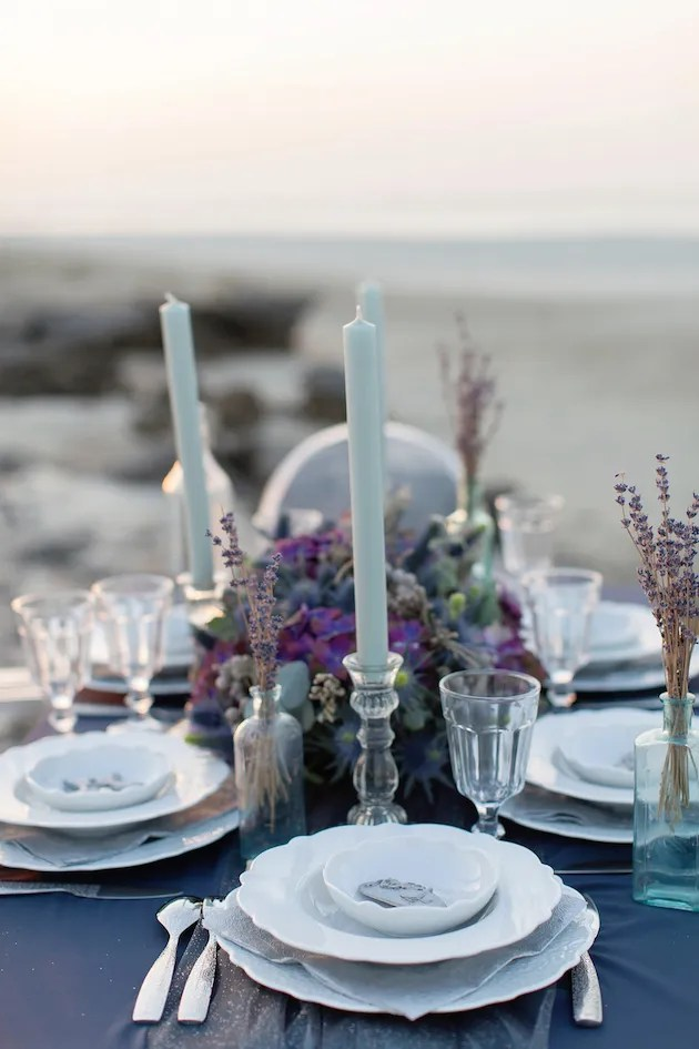 How To Create a DIY Beach Wedding | Avery Design & Printing | Bridal Musings Wedding Blog 7