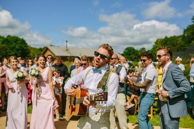 Wedding Music Inspiration, Ideas & Spotify Playlists