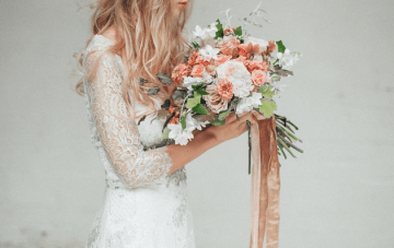 'Conceptual Elegance'; Beautiful Wedding Inspiration