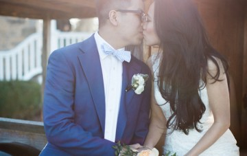 Gorgeous, Fun, Romantic Family Wedding