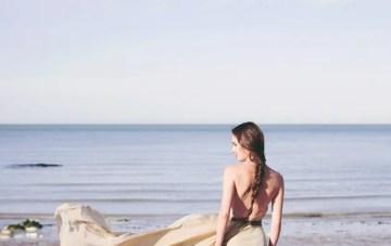 Shipwrecked; Ethereal Nautical Wedding Inspiration