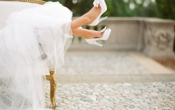 Shoes Glorious Shoes; Expert Tips for Choosing Your Wedding Shoes