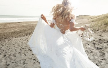 Nomadic Love: Rue De Seine Wedding Dress Collection