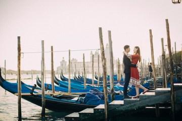 Venice Engagement Shoot | Honeymoon in Venice | Stefano Santucci | Bridal Musings Wedding Blog 48