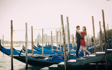 Venice Engagement Shoot | Honeymoon in Venice | Stefano Santucci | Bridal Musings Wedding Blog 48
