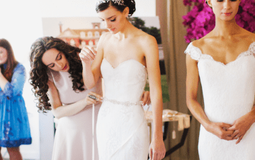The Best of Bridal Fashion Week; The Ultimate Behind the Scenes Round-Up