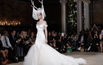 Best of Bridal Fashion Week: Galia Lahav Wedding Dress Collections