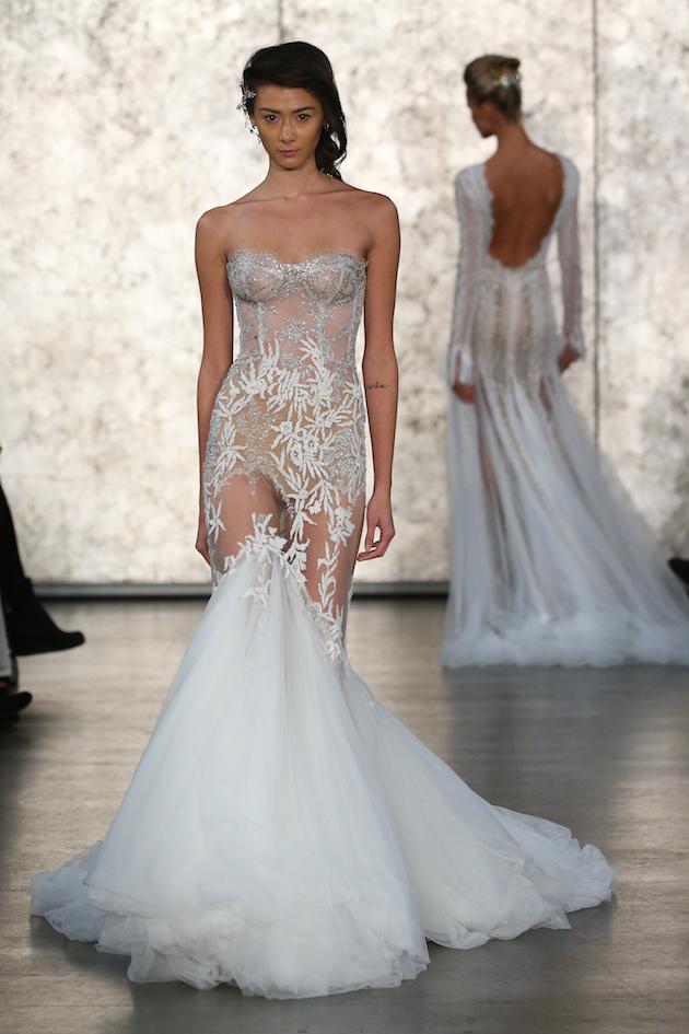 0764a4f81e20 Inbal Dror Wedding Dress Collection | New York Bridal Fashion Week | Bridal  Musings Wedding Blog