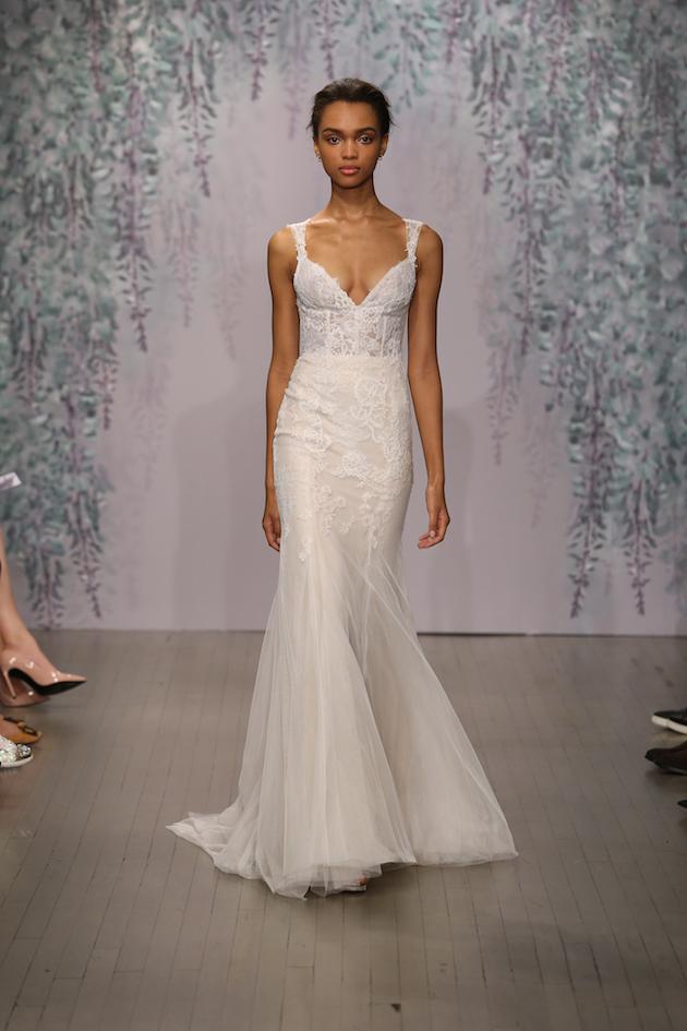 Best of Bridal Fashion Week: Monique Lhuillier Wedding Dress Collection