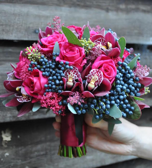 Flowers for Fall: Bouquet Recipes for Autumn Weddings